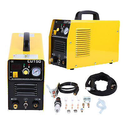 Performance Plasma Cutter 50Amp Digital Inverter Cutting Machine 1-12mm