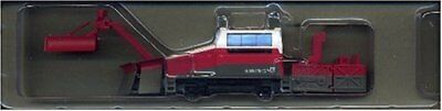 Microace A2760 Type MCR600 Snow Clear Motor Car (Red) (N Scale)