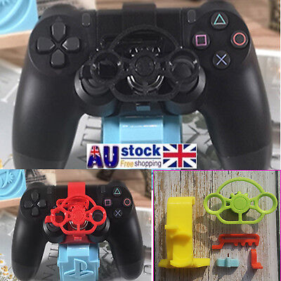DIY PS4 Racing Game Mini Steering Wheel for Playsation PS3 PS4 Game Controller