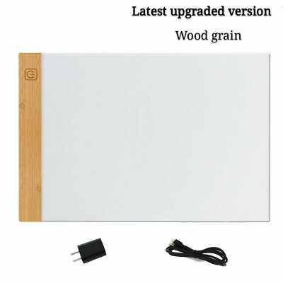 A4 LED Ultra Slim Art Craft Drawing Copy Tracing Light Box Pad Board Pad Kids UK