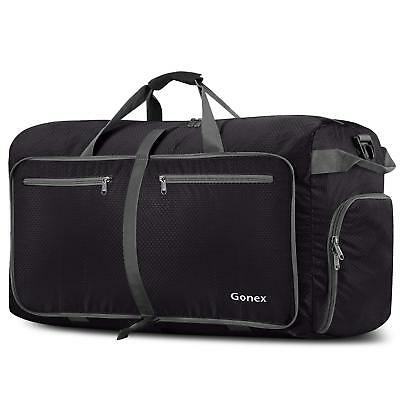 Gonex 100L Foldable Travel Duffel Bag, Over-sized Luggage Travel Duffle