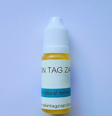 Skin Tag Remover - treating + removing skin tags the natural way 1x10ml.