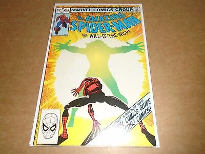 THE AMAZING SPIDER-MAN #234 Marvel Comics 1982 VF