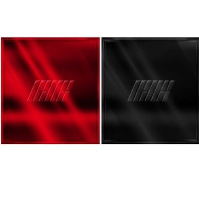 iKON[The New Kids]Repackage Random CD,Book,Lyrics,Card boma