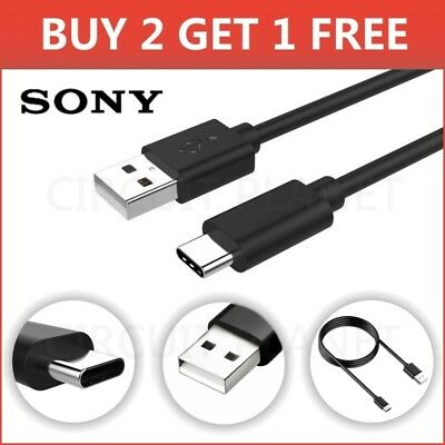For Sony Xperia L1 / XA1 / XA1 Ultra / USB Charging Cable Charger Lead