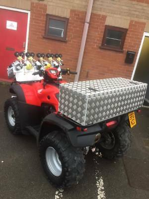 Honda TRX 500 Quad ROAD LEGAL 12 REG