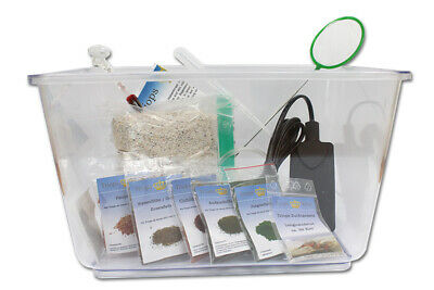 Triops longicaudatus Complete Set Advanced II by Triops King