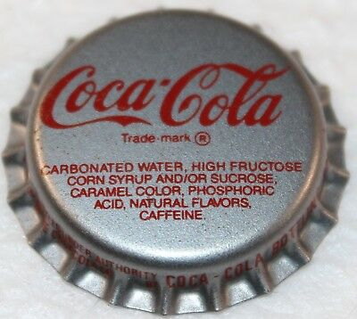 Coca-Cola Kronkorken Fabrik Los Angeles USA crown cork LA bottling plant
