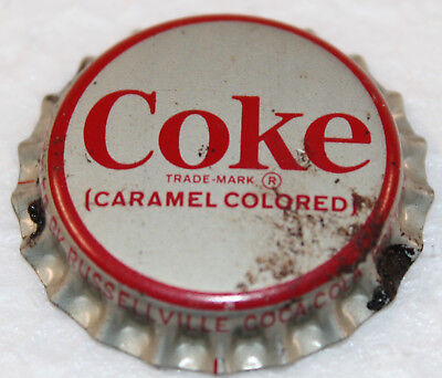 Coca-Cola Kronkorken Fabrik USA crown cork Russelville KY bottling plant