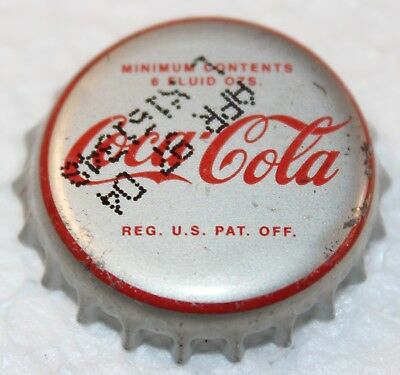 Coca-Cola Kronkorken 1997 USA crown cork