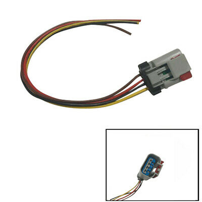 fuel pump connector wiring harness pigtail fit chevy dodge gm gmc jeep  chrysler