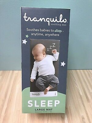 Tranquilo Portable Soothing Vibrating Baby Large Mat