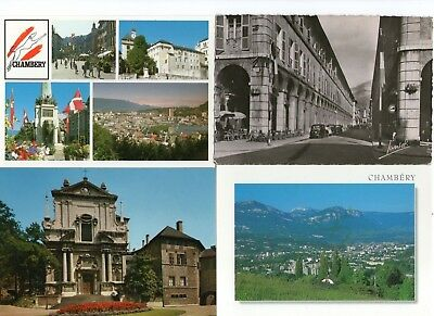 73 - Chambery lot 440 cpm cartes postales modernes