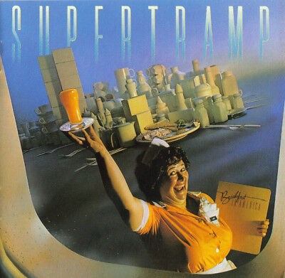 Supertramp - Breakfast in America (1979) CD Classic Album ft The Logical Song