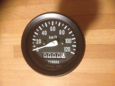 Yamaha TY 125 175 250 Speedometer Speedo vjmx restoration service available