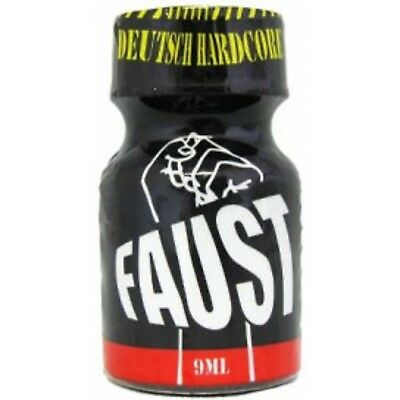 Poppers Faust hardcore 9 ml