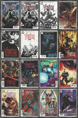 VENOM #1 2 3 4 5 6 7 8 9 & MORE 1st PRINT MULTIPLE PRINTINGS CHOICE 2018 NM- NM