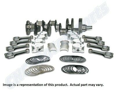 SB Chevy 383 Stroker Kit Balanced Assembly 6 Rod 10.5:1 Pistons Eagle B62011