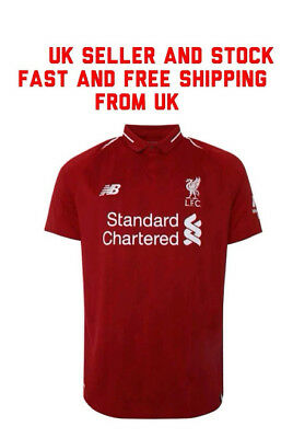 Liverpool Home Shirt 2018/19  Small Medium Large Extra Large FOR ADULT MEN