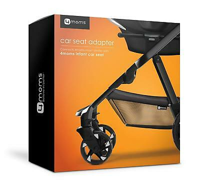 NEW 4Moms Infant Car Seat Adapter for Moxi Stroller [brand new]