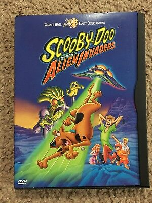 SCOOBY-DOO AND THE Alien Invaders (DVD 2a71568eb