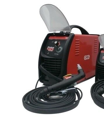 Plasma Cutter GCE Gladius 40 With Built In Compressor