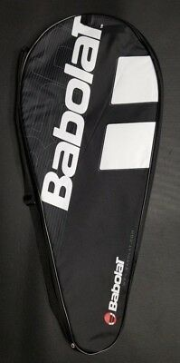 Genuine Babolat Single Tennis Racket Racquet Full Cover Bag With Shoulder Strap