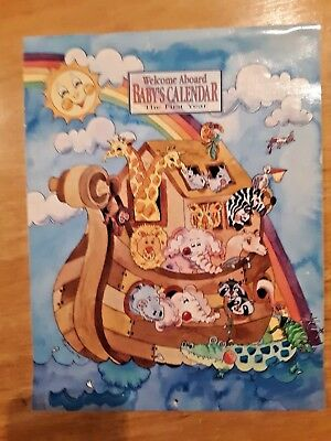 Welcome Aboard Baby's Book -  Animal Ark First Five Years Memory & Record Book
