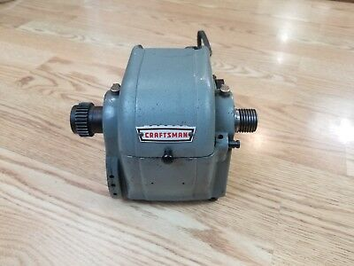 "Craftsman 101 Atlas 618 6"" Lathe Head Stock Internally Complete Assembly M6-2"