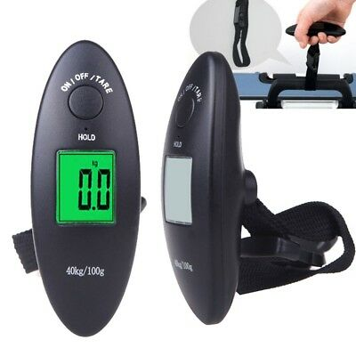 Promotions Digital luggage Scale Travel Luggage Scales Handheld scale 40Kg