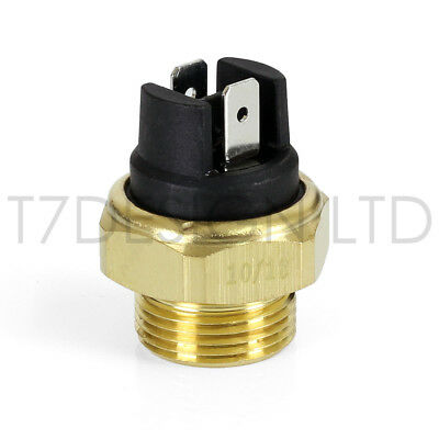 T7Design 82-72°c Single Stage Universal Radiator Fan Switch M22