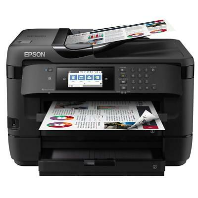 Epson WF-7720 Wireless All in One A3 Printer With Ink Scanner Copier Fax Wifi