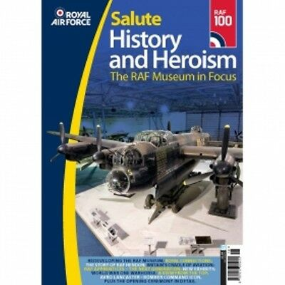 RAF Salute History and Heroism Magazine Specials paper