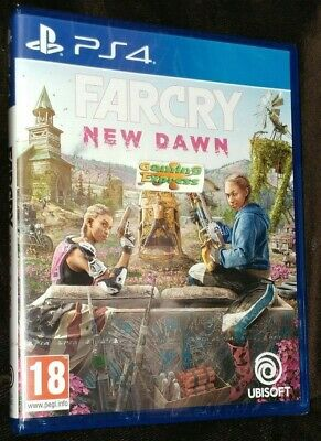 Far Cry New Dawn Playstation 4 PS4 NEW SEALED Free UK p&p UK Seller