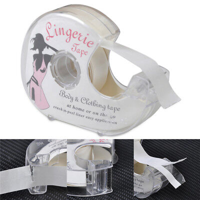 Lingerie Tape Body Clothing Double Sided  Bra Strip Adhesive Secret Decor Ws