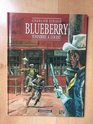 BLUEBERRY T2Ind TONNERRE A L'OUEST - CHARLIER GIRAUD - DARGAUD 2004 COMME NEUF