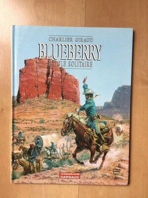 BLUEBERRY T3Ind L'AIGLE SOLITAIRE - CHARLIER GIRAUD - DARGAUD 2004 COMME NEUF