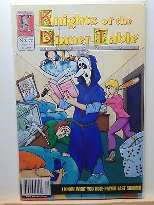Knights of the Dinner Table #185 Hackmaster D/&D  Comics CB6867