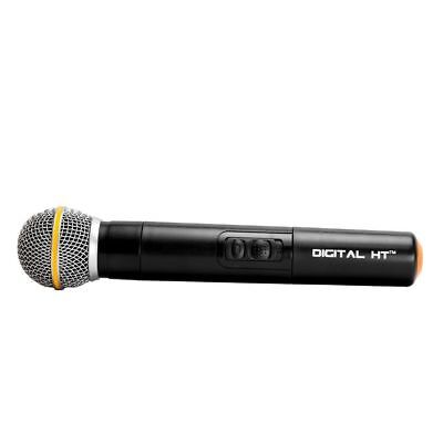 Nady DW-11-HT Digital Wireless Handheld Microphone System – Fixed UHF frequenc
