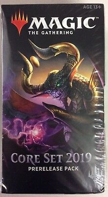 MTG Magic The Gathering Core Set 2019 Factory Sealed Prerelease Pack
