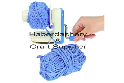Birch Yarn Roller *For Winding Yarn Balls In Minutes
