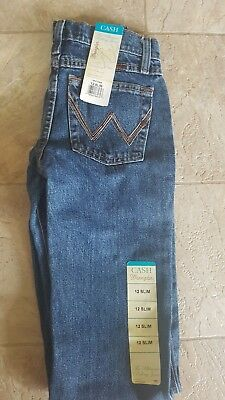 Girls ultimate riding wrangler Jeans size 12
