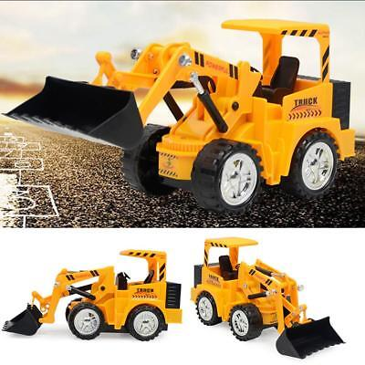 Construction RC Excavator Remote Control Truck Cars Engineering Bulldozer  Toys