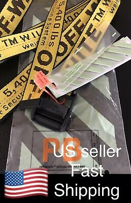 Off White Belt Yellow W/ Tags & Bag