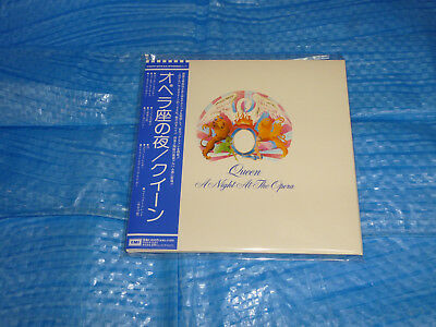 QUEEN A Night At The Opera Mini LP CD JAPAN TOCP-67344 (Different Obi Version)