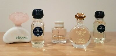 Mini fragance vintage pack 5