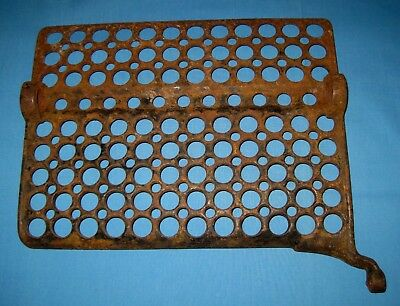 VTG/Antique Rusty Treadle Sewing Machine Cast Iron Foot Pedal Steampunk PART!
