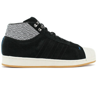 huge selection of 8dab9 b8937 Adidas Originals pro Modello BT Superstar Sneaker Uomo Scarpe da Ginnastica