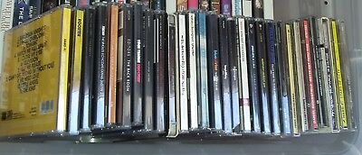 Job Lot Music Cd's, vg cond, 27 in total - see listing for artists & titles