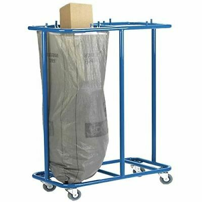 Galaxy Mail / Post / Double Sack Bag Sorting Holder Postbag Trolley - Royal Mail